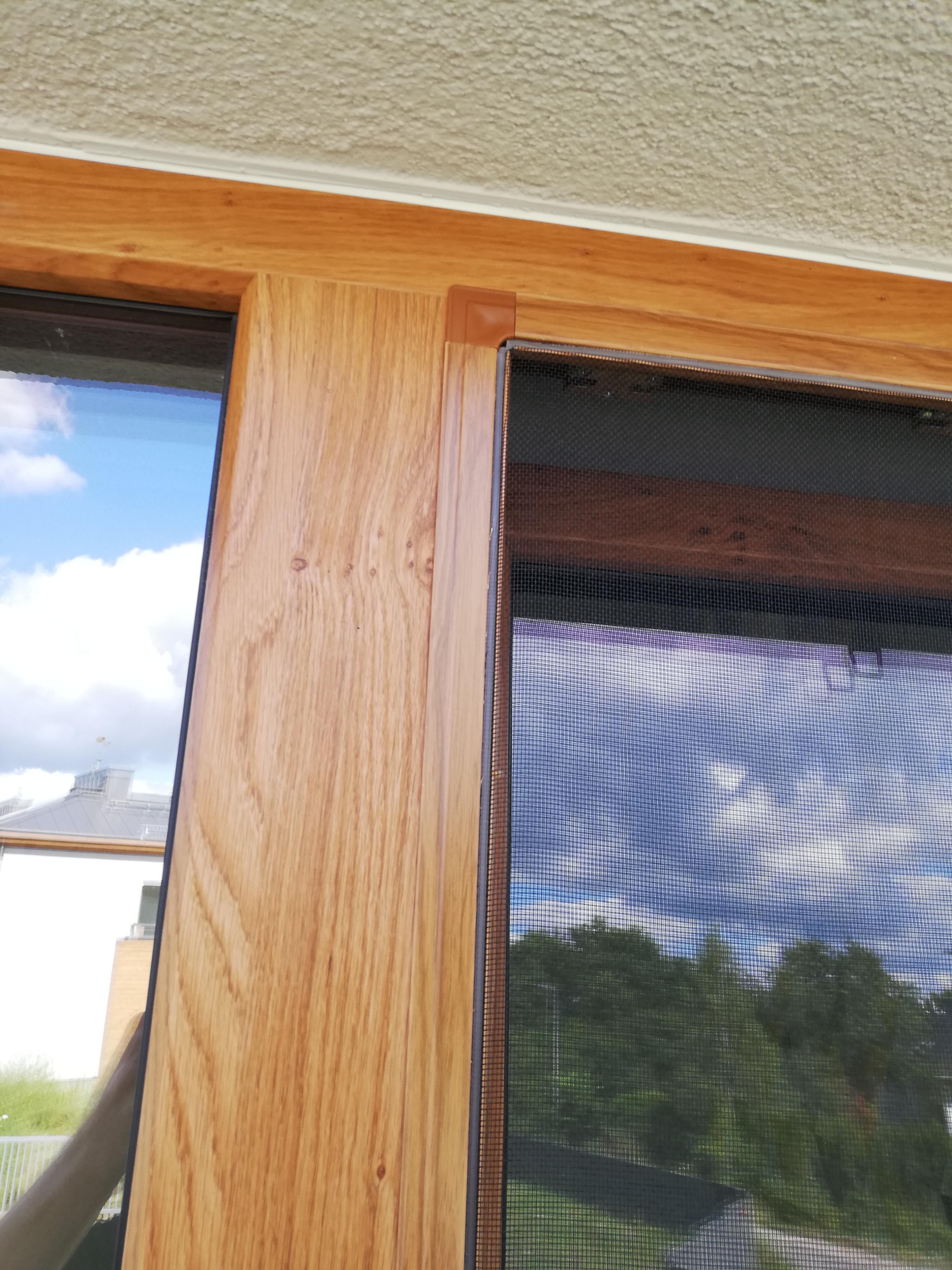 Moskitiery - ramkowe na okno